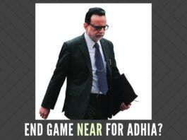 Are all extension avenues closing for Hasmukh Adhia?