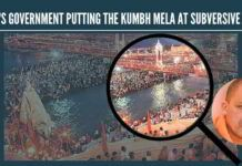 "The government of Uttar Pradesh seems to have invited the flag carriers of the Breaking India (BI) forces to ""research"" on and at the Kumbh Mela."