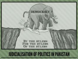 Judicialisation of politics in Pakistan: A By-product of unstable constitutionalism