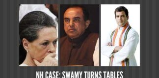 Swamy turns the tables on Congi lawyers - demands authentication of his tweets