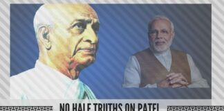 No Half Truths on Patel - PM Modi was absolutely right