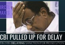 Is it the fault of CBI if the FM or his Ministry delays sanction for prosecution? Who is shielding Chidambaram?