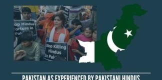 Pakistan as experienced by Pakistani Hindus