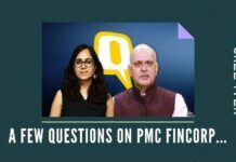 Raghav Bahl needs to answer the reason for his investment into PMC Fincorp and the timing of his exit