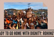 Rohingyas claim We are ready to go home with dignity and pride