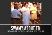 All the efforts of Dr. Subramanian Swamy to out Congress Party corruption and get the corrupt jailed is about to take place