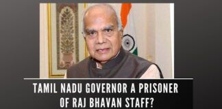 Is Tamil Nadu Governor a prisoner of Raj Bhavan staff? Are speeches being censored?