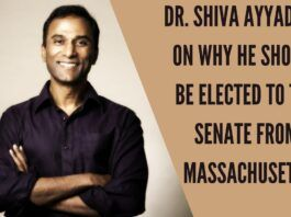 Dr Shiva Ayyadurai on why he should be elected to the senate from Massachusetts