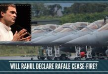 Will Rahul Declare Rafale Cease-Fire? Reality Narrative Should Help Him Do So