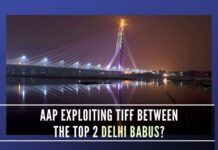 Is AAP exploiting the tussle between the two top Delhi bureaucrats to divide the bureaucracy further?