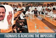 Fadnavis is achieving the impossible