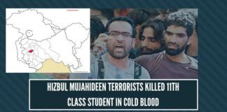Nadeem Manzoor was killed for allegedly sharing info with the security forces