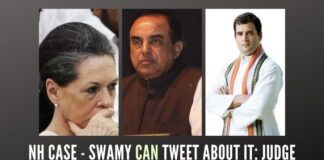 In another blow to Congress, NH case judge says Swamy is free to tweet about it