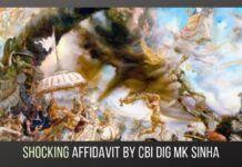 Explosive affidavit by CBI DIG - Is Rakesh Asthana, the Duryodhana in the 2019 Mahabharata?