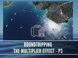 How ill-gotten wealth achieves a multiplier effect with Roundtripping