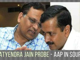 Sanction by the Centre to prosecute Satyendra Jain of the AAP poses some uncomfortable questions for Kejriwal
