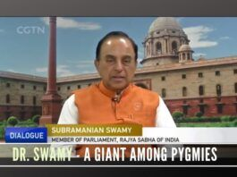 Dr. Subramanian Swamy - A Giant among Pygmies