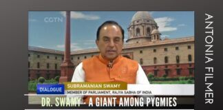 Dr. Subramanian Swamy - A Giant among Pygmies