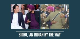 Sidhu, 'an Indian by the way'
