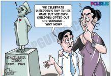 The Great Betrayal of the Nehru name Rahul Gandhi Sonia Gandhi Jawaharlal Nehru Children's Day