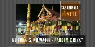 Is the CPI-M government making it extremely difficult for Ayyappa devotees in their trip to Sabarimala? When will the Center act?