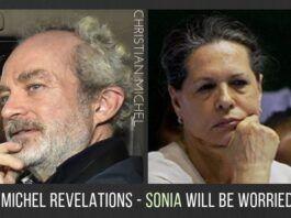 Christian Michel's revelations will not portend well for Sonia Gandhi