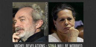 Christian Michel's revelations will not portend well for Sonia Gandhi