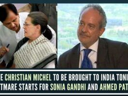 Fugitive Christian Michel to be brought to India tonight