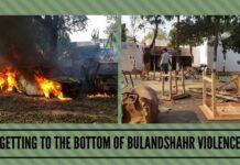The fact is that the Bulandshahr violence is a major embarrassment to the BJP Government in the State.
