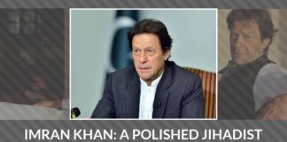 Imran Khan- A polished jihadist