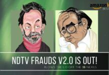 NDTV Frauds V2.0 - plumbs the depths to which some go to bend the rules and laws while preaching morality