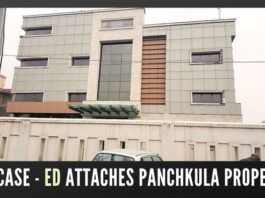 More problems for the Gandhis as ED attaches Panchkula property allotted to National Herald under PMLA