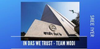 Was his trustworthiness that tipped the scales in favor of Das?
