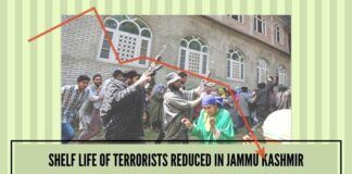 The backbone of terrorist outfits broken by security forces