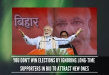 It's best for BJP to return to the drawing board and recall strategies that placed it in pole position.