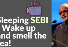 SEBI's inaction and inadequate action is ruining the stock market as the guilty continue to roam free. When is it going to wake up and act?