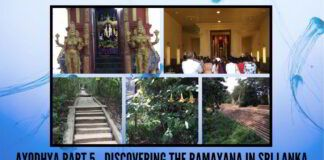 Discovering the Ramayana in Sri Lanka