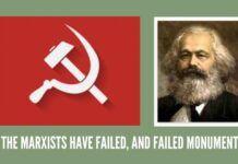 How the Marxists have failed, and failed monumentally