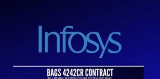 Infosys has mastered the art of getting all critical contracts from the Government, regardless of their past performance