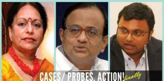 While approvals from the Finance Ministry have been late, the wheels of law are moving again against the Chidambaram family