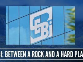 Reports of imminent action by SEBI have been coming for the past 6 months but nothing so far