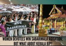 Women devotees win Sabarimala agitation; But what about Kerala BJP?