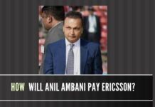 Speculation is rife that Anil Ambani will be bailed out by his mother Kokilaben to come up with the Rs.547 crores to avoid prison term