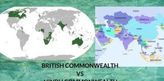 British Commonwealth Vs Hindu Commonwealth