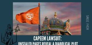 PGurus has obtained a copy of the unsealed pages and has unearthed a wealth of information that substantiates the claims of CAPEEM.