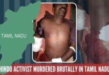Tamil Nadu has seen hundreds of Hindu activists getting murdered by the Islamist extremists over the last ten years.