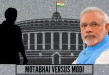 Motabhai Versus Modi