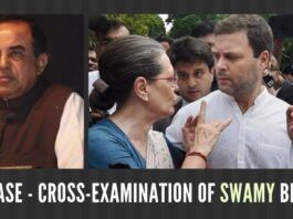 Cross-examination of Subramanian Swamy by lawyers begins in the National Herald case. WIll a day-to-day trial ensue?