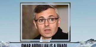 Omar Abdullah is a jihadi
