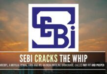 """SEBI cracks the whip, declares Motilal Oswal company and India Infoline brokerage firms as """"not fit and proper"""""""